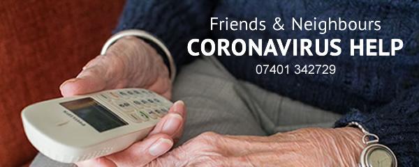 Coronavirus Help