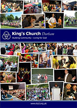 Kings Internship brochure