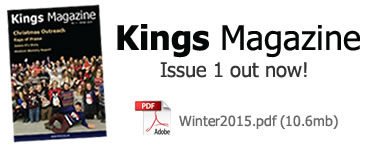 Kings Magazine - Issue 1